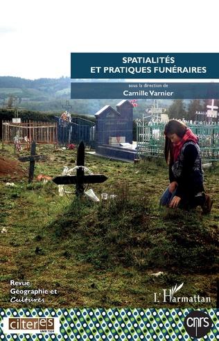 Couverture Spatialités et pratiques funéraires