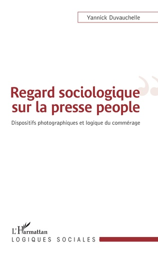Couverture Regard sociologique sur la presse people