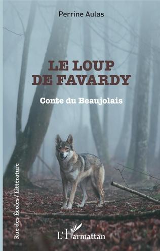 Couverture Le loup de Favardy