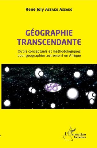 Couverture Géographie transcendante