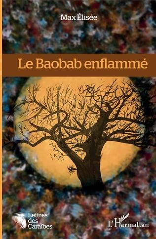 Couverture Le Baobab enflammé
