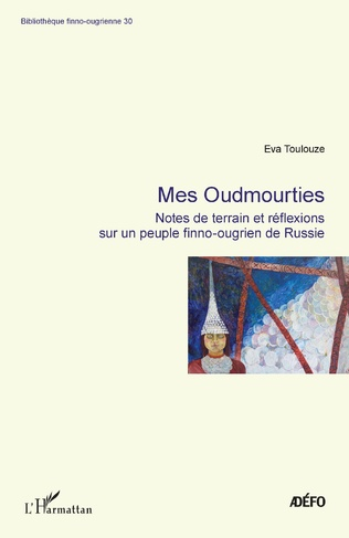 Couverture Mes Oudmourties