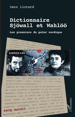 Couverture Dictionnaire Sjöwall et Wahlöö