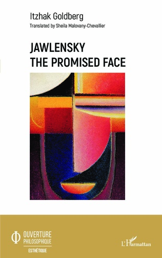 Couverture Jawlensky The Promised Face