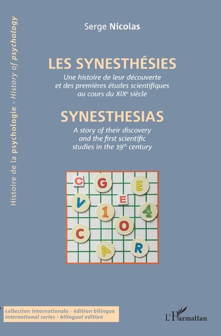 Couverture Les synesthésies