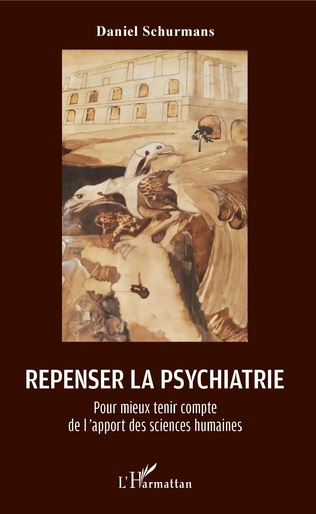 Couverture Repenser la psychiatrie