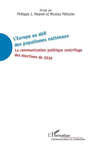 Couverture L'Europe au défi des populismes nationaux