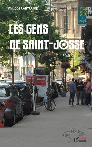 Couverture Les gens de Saint-Josse