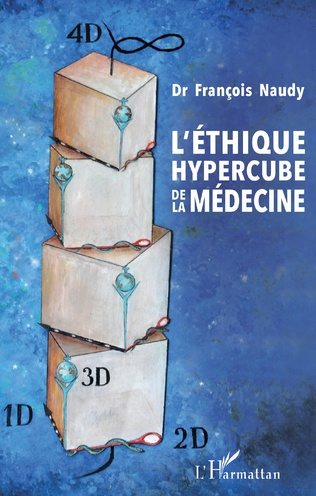 Couverture L'éthique hypercube de la médecine