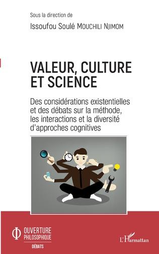 Couverture Valeur, culture et science