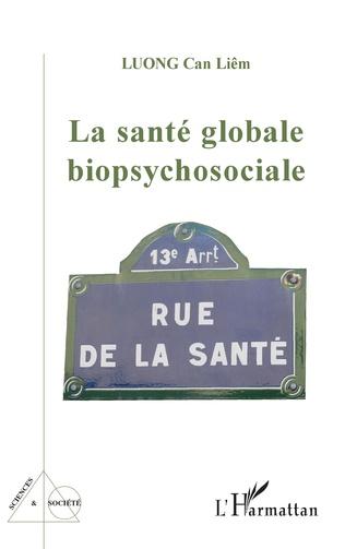 Couverture La santé globale biopsychosociale