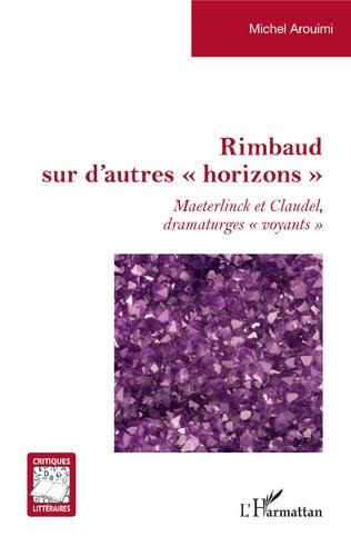 Couverture Rimbaud sur d'autres