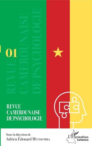 Couverture Revue Camerounaise de psychologie 1