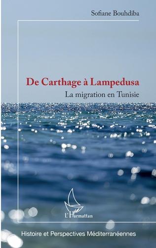 Couverture De Carthage à Lampedusa