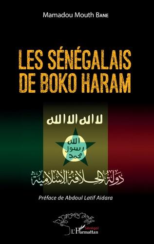 Couverture Les Sénégalais de Boko Haram