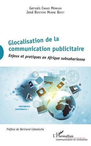 Couverture Glocalisation de la communication publicitaire