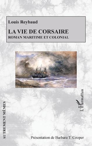 Couverture La vie de corsaire