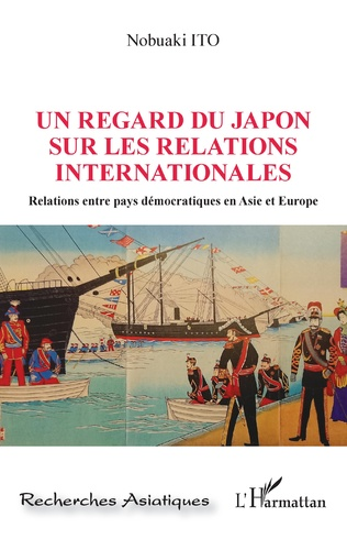 Couverture Un regard du Japon sur les relations internationales