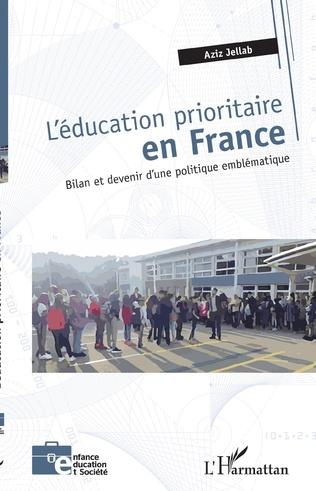 Couverture L'éducation prioritaire en France