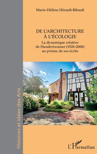 Couverture De l'architecture à l'écologie