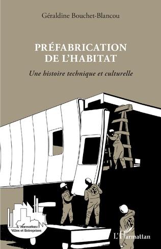Couverture Préfabrication de l'habitat