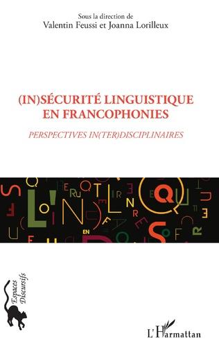 Couverture (In)sécurité linguistique en francophonies