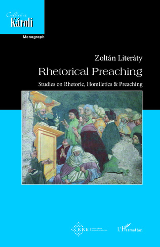 Couverture Rhetorical Preaching