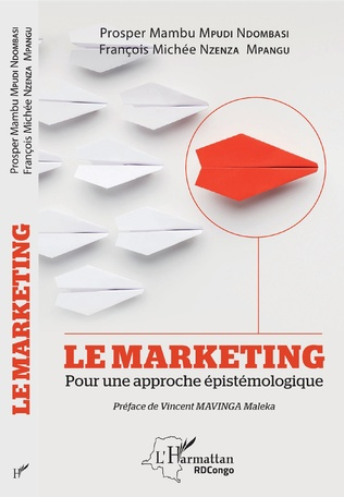Couverture Le marketing
