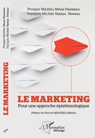 Couverture Le marketing