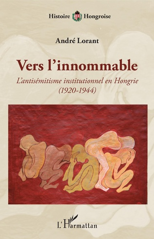 Couverture Vers l'innommable