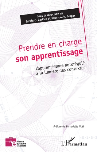 Couverture Prendre en charge son apprentissage