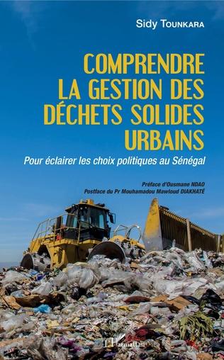 Couverture Comprendre la gestion des déchets solides urbains