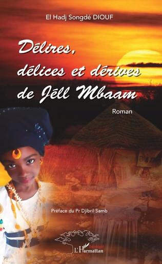 Couverture Délires, délices et dérives de Jéll Mbaam