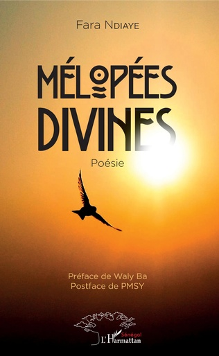 Couverture Mélopées divines