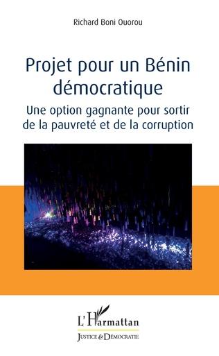 Couverture Projet pour un Bénin démocratique