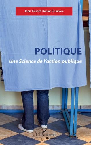 Couverture Politique. Une Science de l'action publique