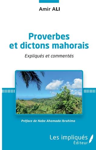 Couverture Proverbes et dictons mahorais