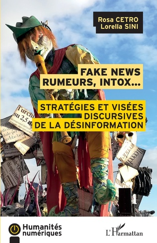 Couverture Fake news rumeurs, intox...