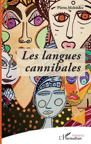 Couverture Les langues cannibales