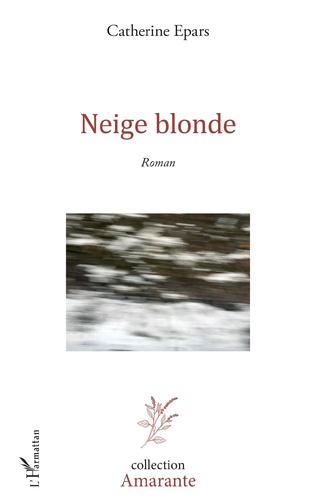 Couverture Neige blonde