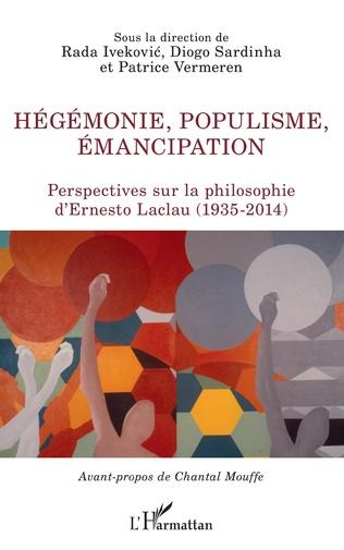 Couverture Hégémonie, populisme, émancipation