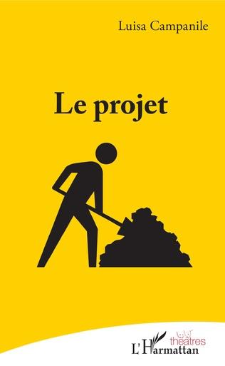 Couverture Le projet