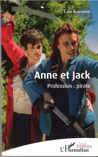 Couverture Anne et Jack
