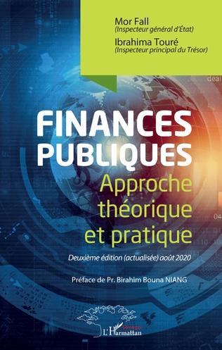 Couverture Finances publiques. Approche théorique et pratique