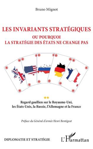 Couverture Les invariants stratégiques