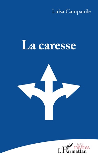 Couverture La caresse