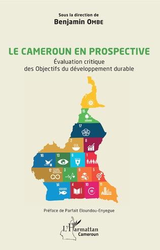 Couverture Le Cameroun en prospective