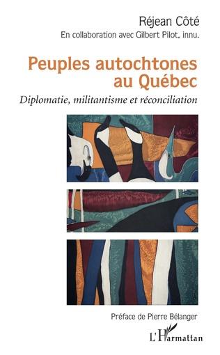 Couverture Peuples autochtones au Québec