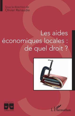 Couverture Les aides économiques locales : de quel droit ?