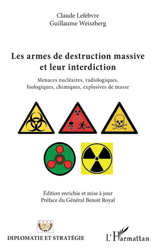 Couverture Les armes de destruction massive et leur interdiction